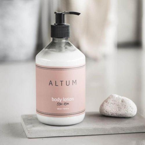 IB LAURSEN / Telové mlieko ALTUM - Lilac Bloom 500ml