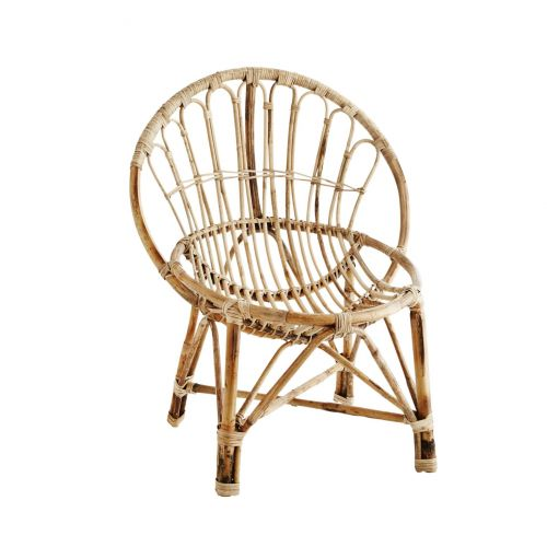 MADAM STOLTZ / Bambusové kreslo Bamboo Chair