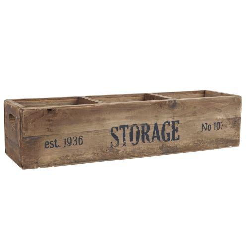IB LAURSEN / Úložný drevený box Storage