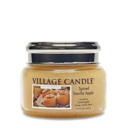 VILLAGE CANDLE / Sviečka Village Candle - Spiced Vanilla Apple 262 g