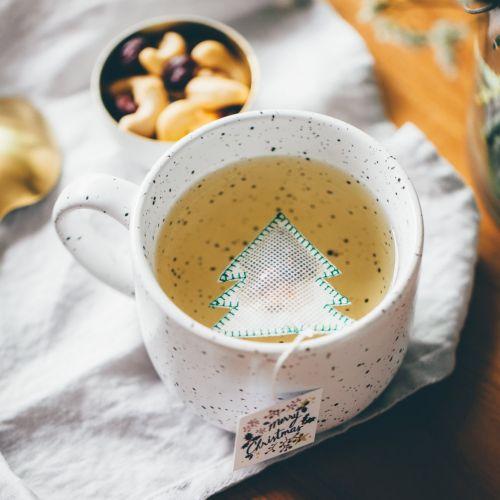 TEA HERITAGE / Vianočný čaj Christmas Tree Roibos & Coconut 5 ks