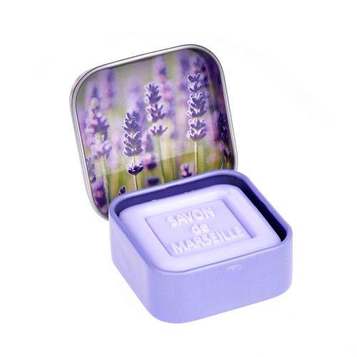 ESPRIT PROVENCE / Mini mydlo v krabičke - Levanduľa 25g