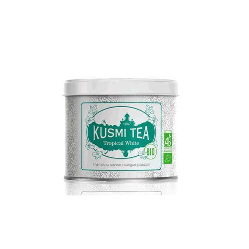 KUSMI TEA / Sypaný biely čaj Kusmi Tea - Tropical White 90g