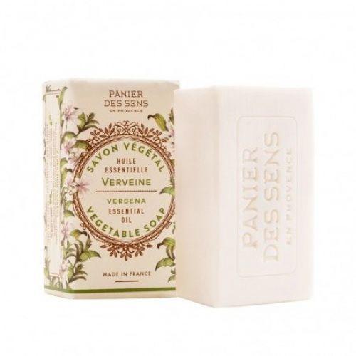 Panier des Sens / Povzbuzujúce extra jemné mydlo - verbena