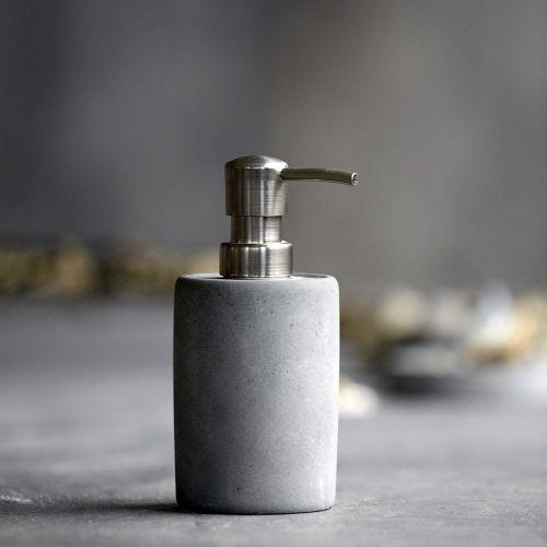 House Doctor / Zásobník na tekuté mydlo Cement