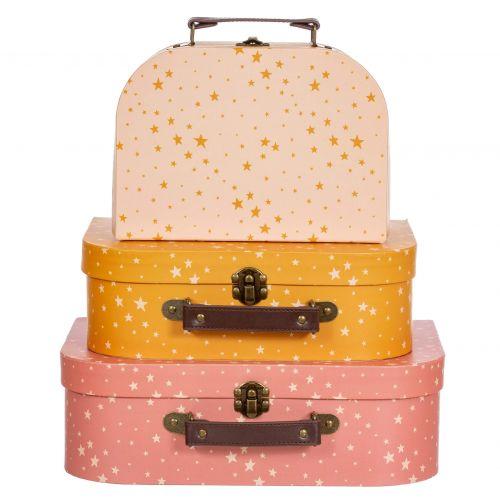 sass & belle / Detský kufrík Little Stars