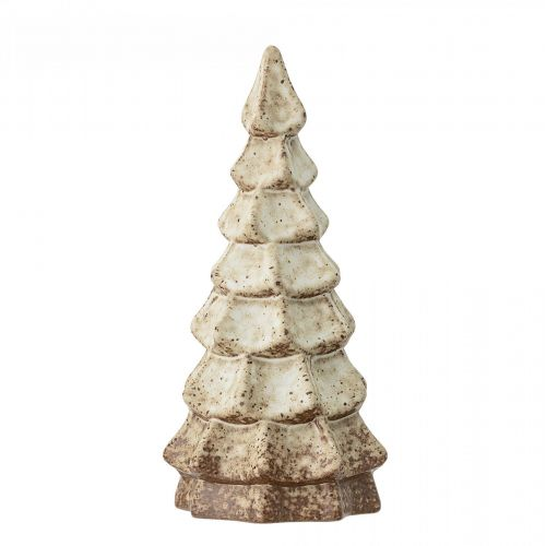 Bloomingville / Kameninová adventná dekorácia Tree Grey