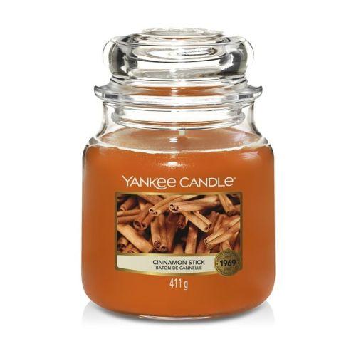 Yankee Candle / Sviečka Yankee Candle 411gr - Cinnamon Stick