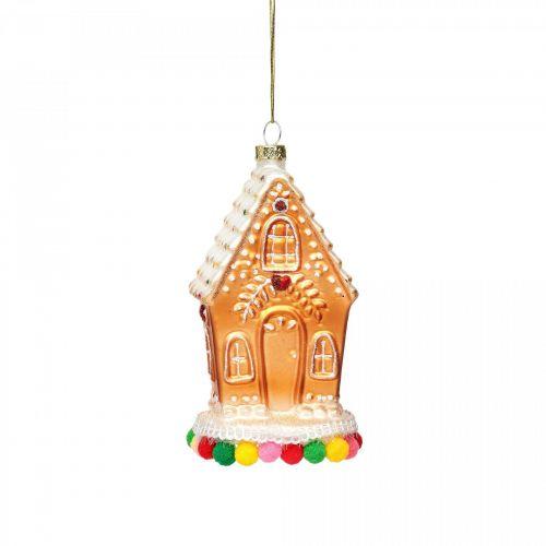 sass & belle / Vianočná ozdoba Fairytale Gingerbread House