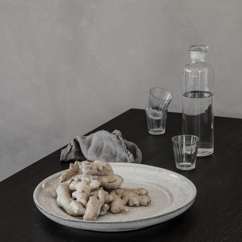 House Doctor / Terakotový servírovací tanier Imma 38cm