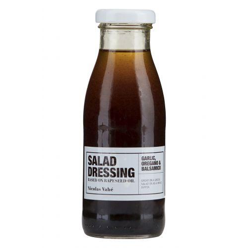 Nicolas Vahé / Olejová zálievka s cesnakom, oreganom a balzamikom 250 ml