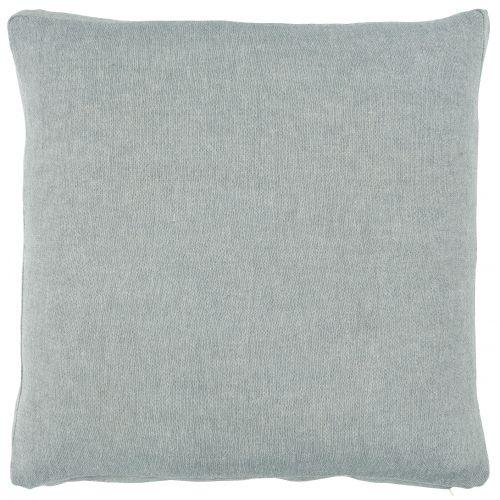 IB LAURSEN / Bavlnená obliečka na sedák Light Blue 45x3x45cm