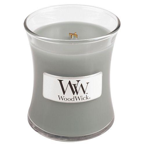 WoodWick / Vonná sviečka WoodWick - Pri krbe 85 g