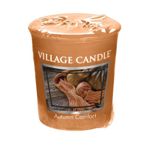 VILLAGE CANDLE / Votivní svíčka Village Candle - Autumn Comfort