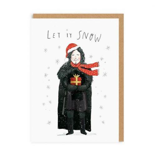 Ohh Deer / Vianočné prianie Let It Snow