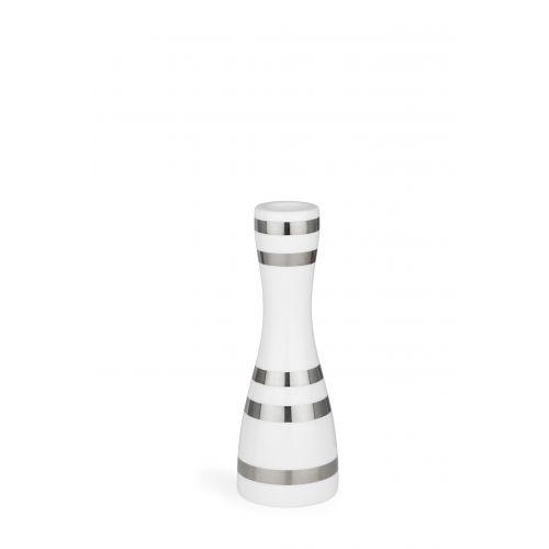 KÄHLER / Keramický svietnik Omaggio Silver 16 cm