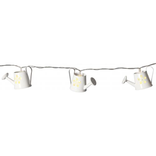 STAR TRADING / Svetelná LED reťaz s konvičkami Tin Can