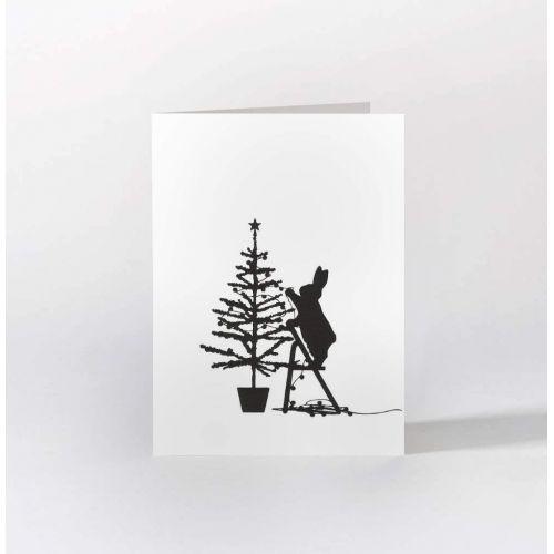 HAM / Vianočné prianie Tree Trimming Rabbit
