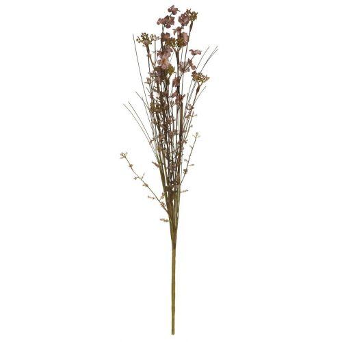 IB LAURSEN / Dekoratívne umelé kvety Malva Tones