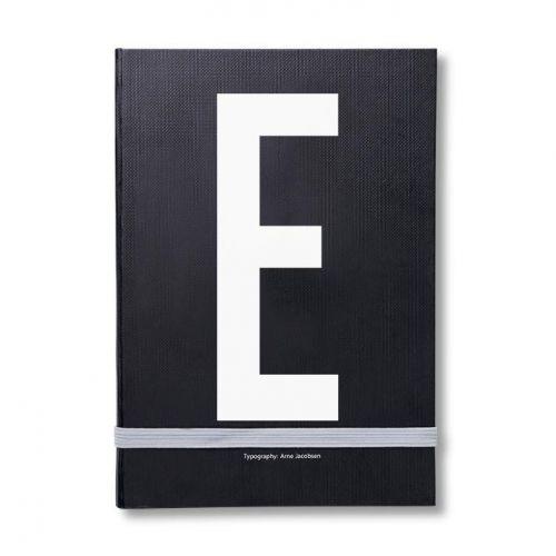 DESIGN LETTERS / Notes v pevných doskách E A5