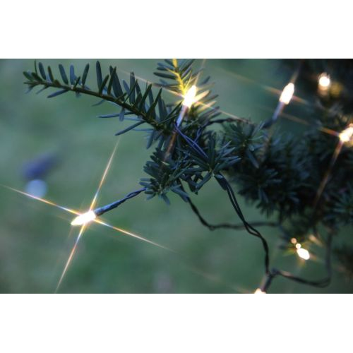 STAR TRADING / Vonkajšia svetelná LED reťaz - 40 žiaroviek