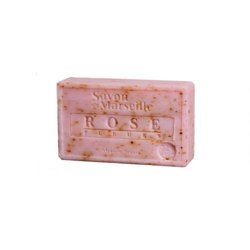 LE CHATELARD / Francúzske mydlo Rose Fleurs 100 g