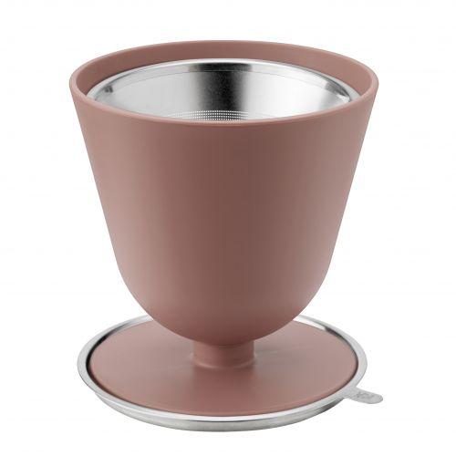 RIG-TIG / Ručný prekvapkávač kávy s kovovým filtrom Slow