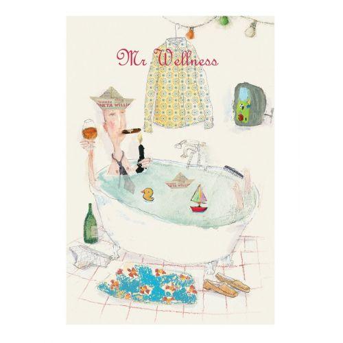 Maileg / Prianie s obálkou Mr Wellness