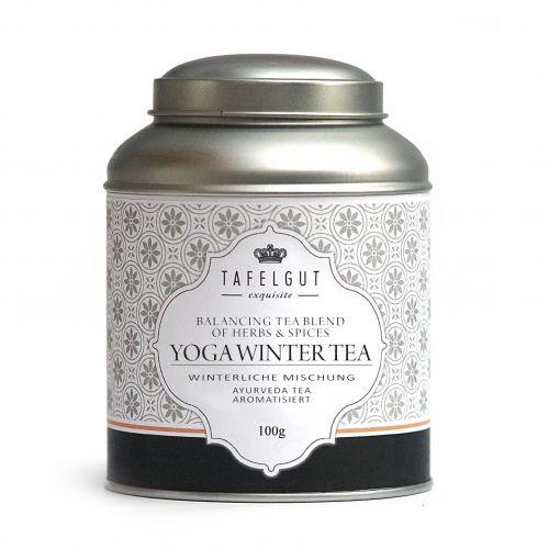 TAFELGUT / Zmes bylinných čajov Yoga Winter Tea - 100gr