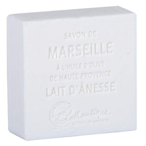 Lothantique / Marseillské mydlo Donkey milk 100g