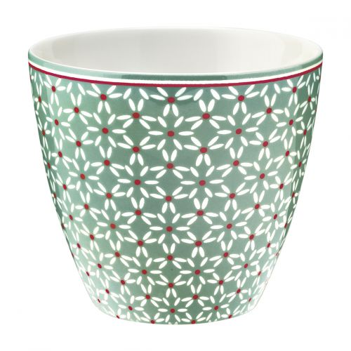GREEN GATE / Latte cup Juno Green