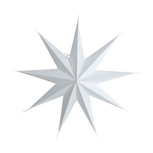 House Doctor / Závesná hviezda White 45 cm