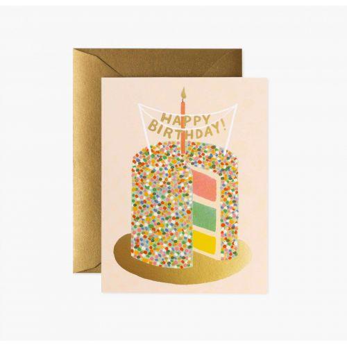Rifle Paper Co. / Narodeninové prianie Layer Cake