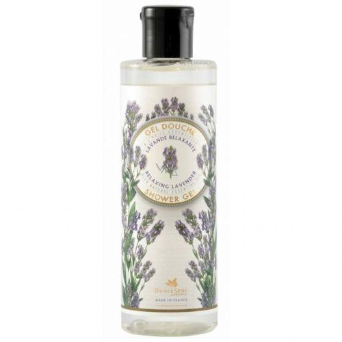 Panier des Sens / Relaxačný sprchový gél - levanduľa