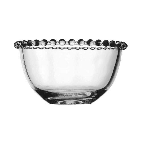 CÔTÉ TABLE / Sklenená miska Pearl