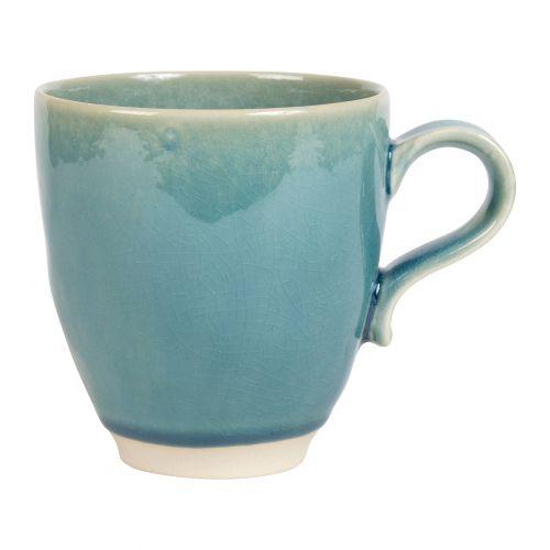 CÔTÉ TABLE / Keramický hrnček Ingrid Blue 450 ml