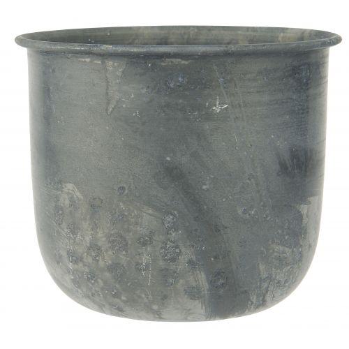 IB LAURSEN / Kovový obal na kvetináčik Zinc Pot