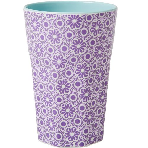 rice / Melaminový pohárik Lavender