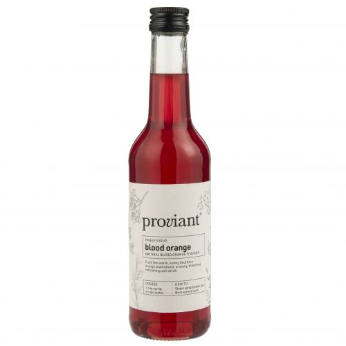 Proviant / Sirup z červeného pomaranča 350 ml