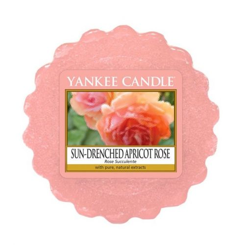 Yankee Candle / Vosk do aromalampy Yankee Candle - Sun-Drenched Apricot Rose