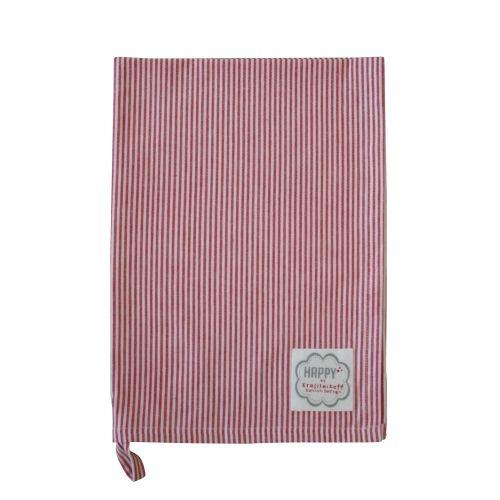 Krasilnikoff / Utierka Red small stripes
