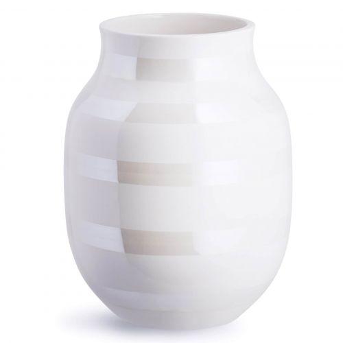 KÄHLER / Keramická váza Omaggio Pearl 20 cm
