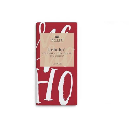 TAFELGUT / Mliečná čokoláda Ho Ho Ho - 50gr