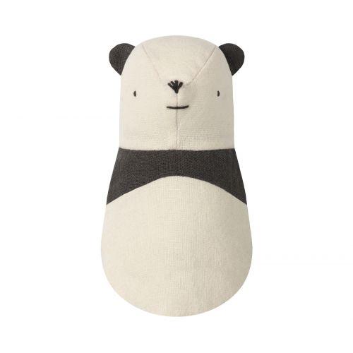 Maileg / Detská hrkálka Noah's Friends Panda
