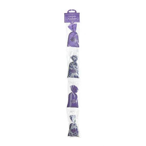 ESPRIT PROVENCE / Látkové vrecúško se sušenou levanduľou - 4x18g