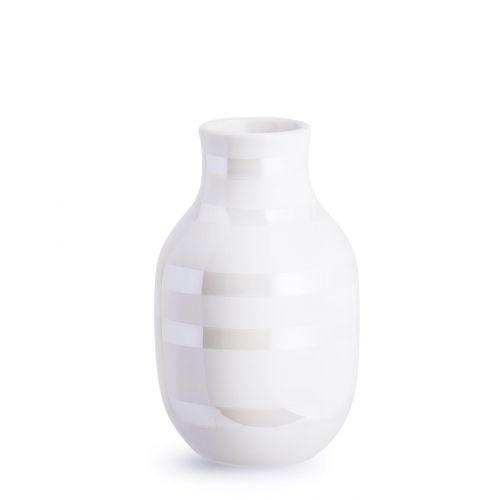 KÄHLER / Keramická váza Omaggio Pearl 14 cm