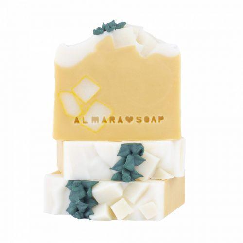 Almara Soap / Prírodné mydlo Pina Colada - limitovaná edícia