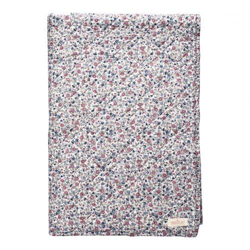 GREEN GATE / Bavlnený prehoz pre deti Ruby Petit White 120x120