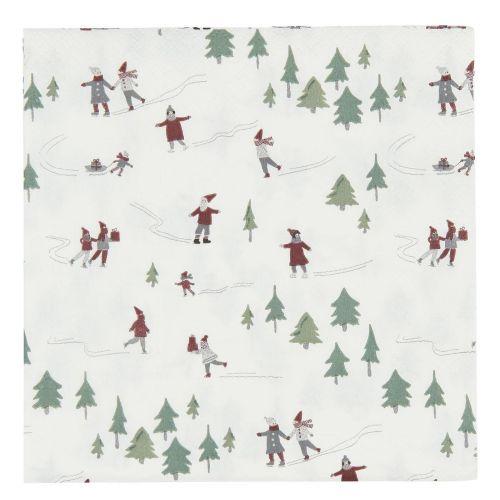 IB LAURSEN / Papierové obrúsky Christmas Fairytale