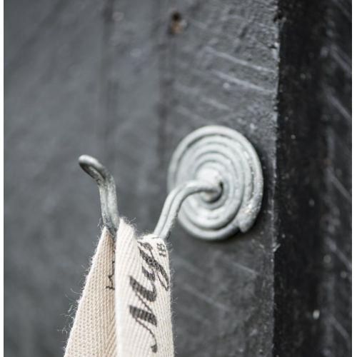 IB LAURSEN / Kovový háčik Grey 4,5cm